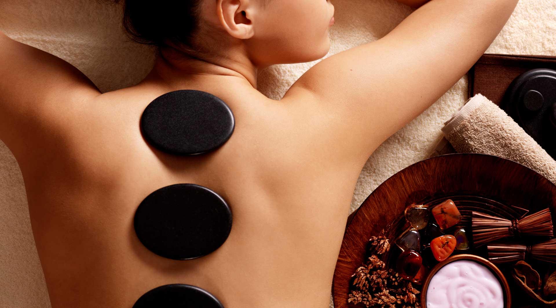 Hot Stone Aromatherapy Massage